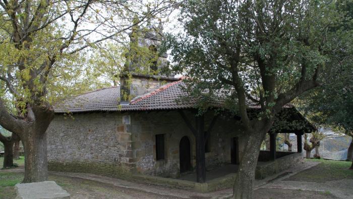 San Juan de Momoitio Hermitage